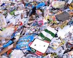 Paper/Cardboard/Plastic film